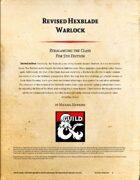 Revised Hexblade