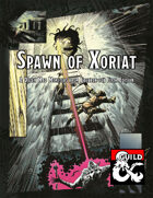 Eberron: Spawn of Xoriat