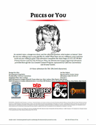 CCC-CIC-07 Pieces of You