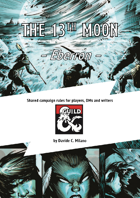 The 13th moon - Eberron shared campaign