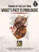 DDAL-ELW00 What's Past is Prologue
