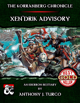 The Korranberg Chronicle: Xen'drik Advisory