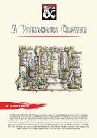 A Poisonous Clover - A D&D Murder Mystery