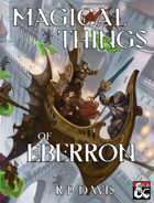 Magical Things of Eberron