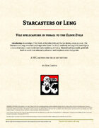 Starcasters of Leng
