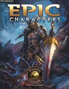 Epic Characters for Fantasy Grounds