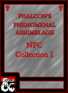 NPC Collection I