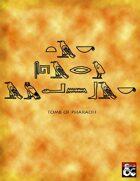 Tak-Sharu-Amenbak: Tomb Of Pharaoh