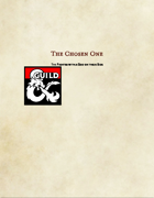 The Chosen One: Fighter Subclass