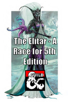 The Elitar Race - 5th Edition
