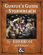 Gurius's Guide to Stormreach