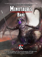 Minotaur's Bane - The Minotaur Trilogy: Part 3