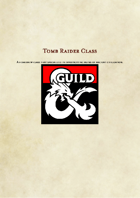 The Tomb Raider Class