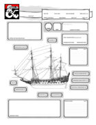 Ulther's Ship Character Sheet