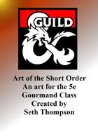 Art of the Short Order 1.0