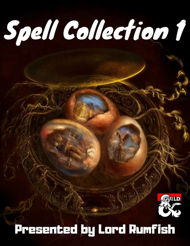 Spell Collection 1 cover