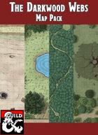 The Darkwood Webs Map Pack