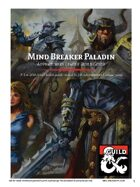 Mind Breaker Paladin Character Build Guide