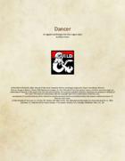 Dancer- Roguish Archetype