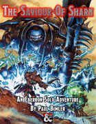 Eberron Solo Adventure: The Saviour of Sharn
