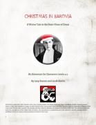 Christmas in Barovia