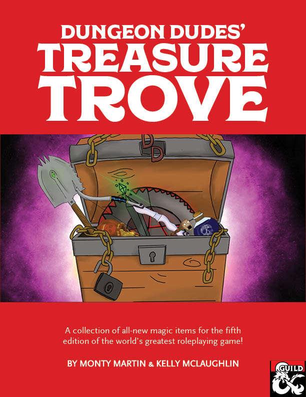 Dungeon Dudes' Treasure Trove - Dungeon Masters Guild   Dungeon Masters  Guild