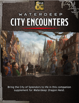 Waterdeep: City Encounters