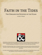 Faiths in the Tides