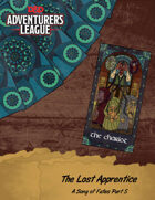 CCC-Tarot01-05 The Lost Apprentice