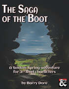 The Saga of the Boot