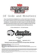 CCC-QCC2018-01 Of Gods and Monsters