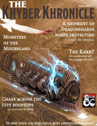 Khyber Khronicle Volume #01