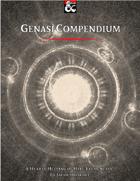 Genasi Compendium
