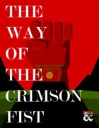 The way of the Crimson Fist