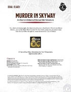 DDAL-ELW01 Murder in Skyway