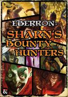 Guild: Sharn's Bounty Hunters - An Eberron Supplement