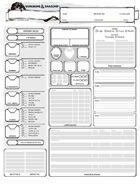 Mordenkainen's Magnificent Character Sheets