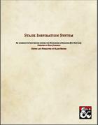 Stack Inspiration System