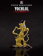 Yochlol Paper Miniature