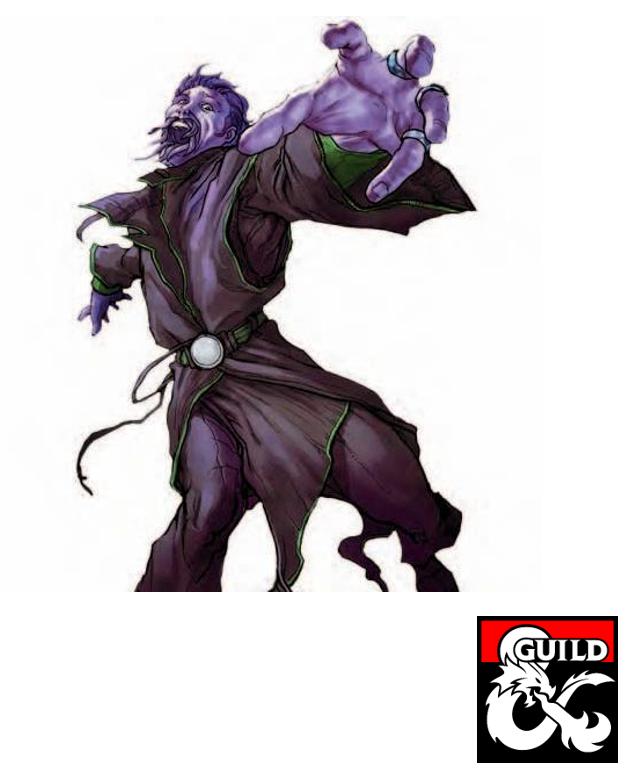 The Host: new D&D 5e class - Dungeon Masters Guild   DriveThruRPG com