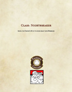 5e Class - Nightbreaker (Fantasy Grounds)