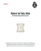 DDAL08-05 Hero of the Troll Wars