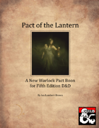 Pact of the Lantern