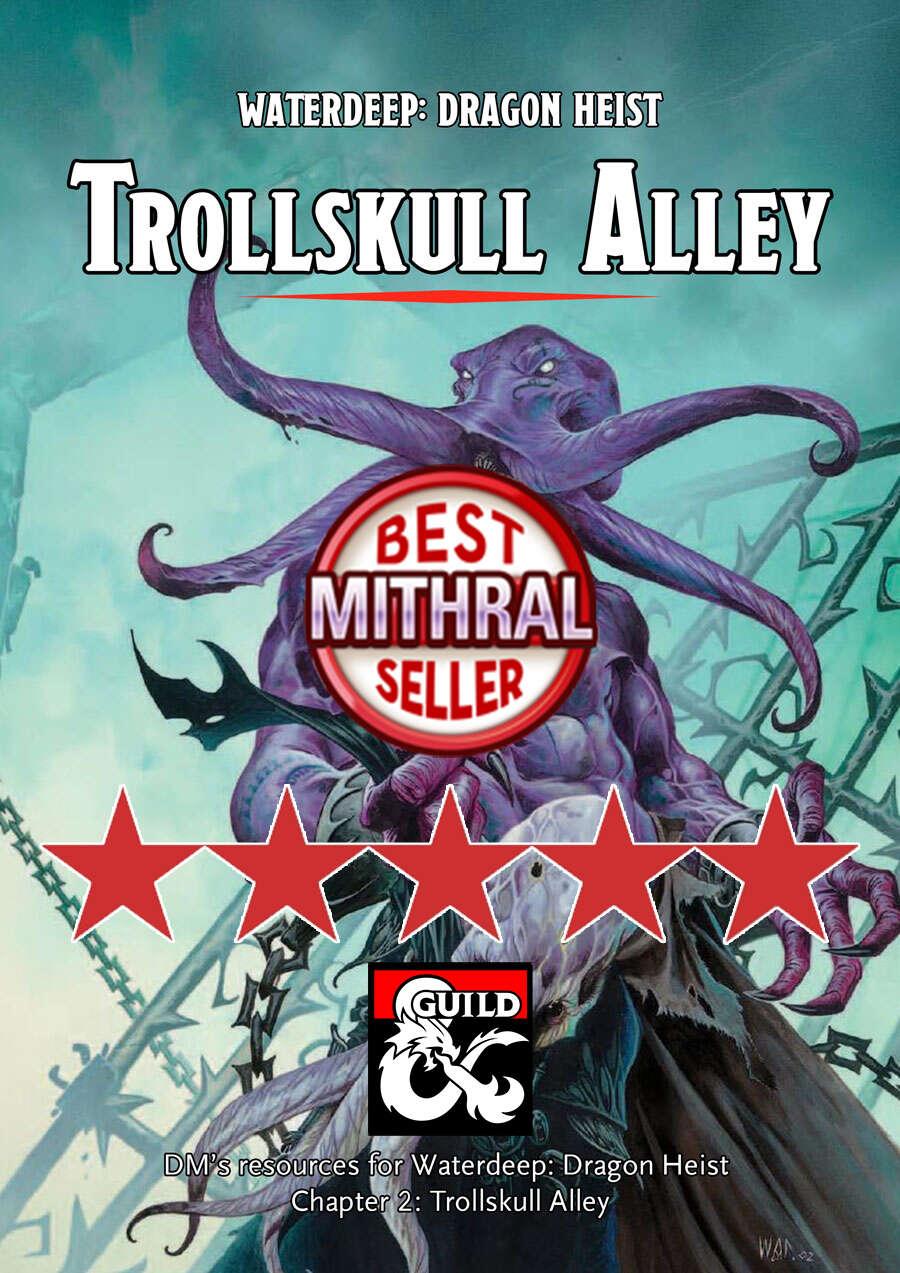 Trollskull Alley