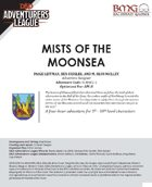 CCC-BMG-35 ELM 2-2 Mists of the Moonsea