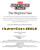 CCC-NUKE-01-01 The Blighted Sun