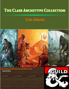 The Class Archetype Collection - The Druid