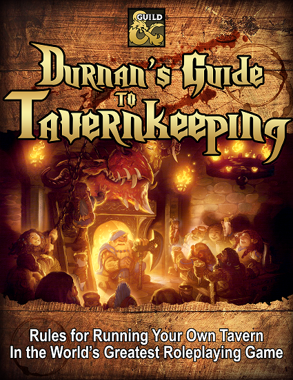 Durnan's Guide to Tavernkeeping - Dungeon Masters Guild