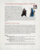 More Dynamic and Engaging Combat for D&D 5E