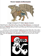 House Vadalis Griffonmaster